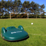 Test Bigmow robotgräsklippare