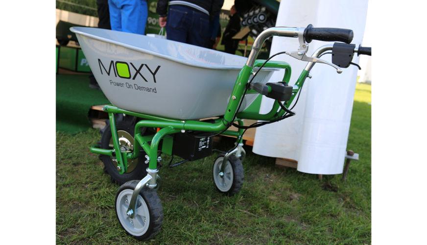 Kända Skottkärra som kan själv | DMG - Den Moderna Grönytan OX-61