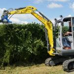 Flera nyttigheter för snyggare vegetation