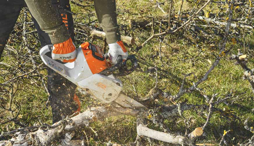 STIHL got it