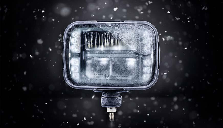 Smart ploglampa