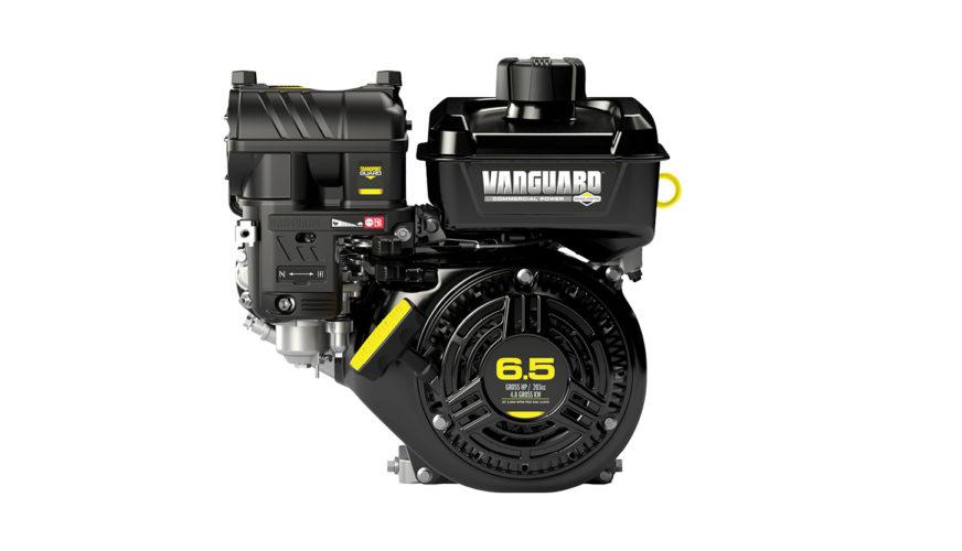Nya encylindriga motorer från Vanguard